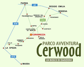 cerwood adventure park